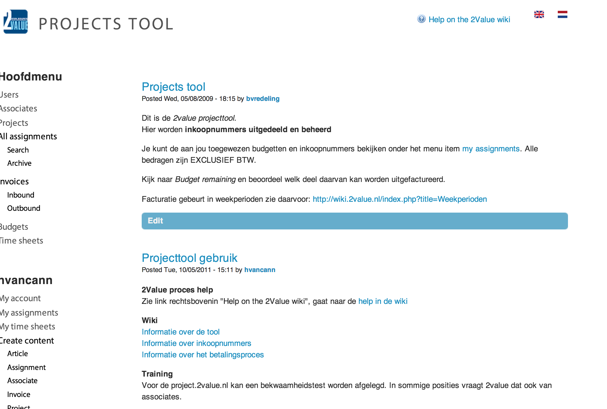 File:Login projecttool 2value png - 2Value Wiki